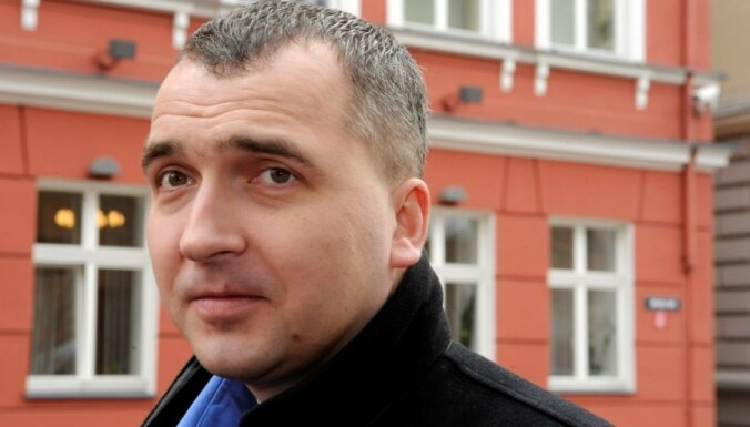 Экс-начальник БПБК Вилнитис отказался пояснить причину своего задержания