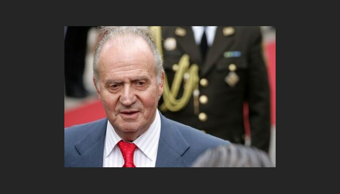 Spānijas karalis sola Latvijai atbalstu un turpmāko sadarbību