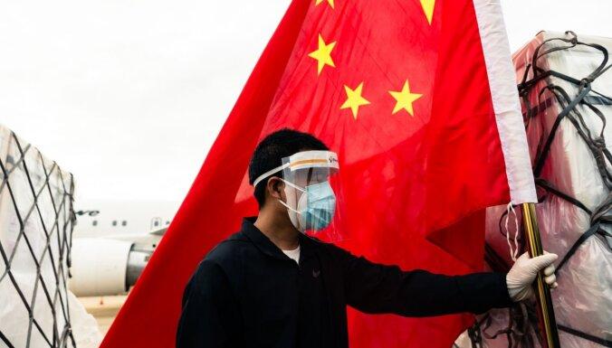PVO atzinusi Ķīnas 'Sinopharm' Covid-19 vakcīnu