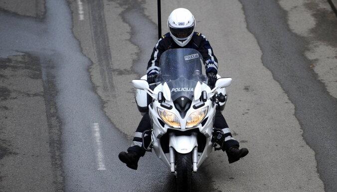 """Полиция во время акции """"Дни безопасности Roadpol"""" 1647 раз констатировала превышение скорости"""