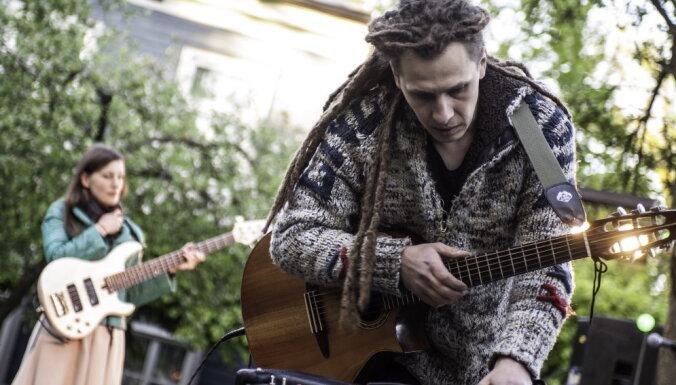 Latvijas alternatīvās mūzikas superzvaigzne. Edgaram Šubrovskim - 40