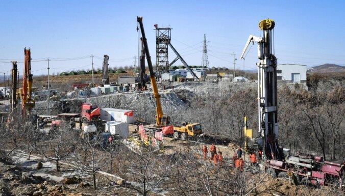 Авария на шахте в Китае: спасатели достали из-под завалов девять тел