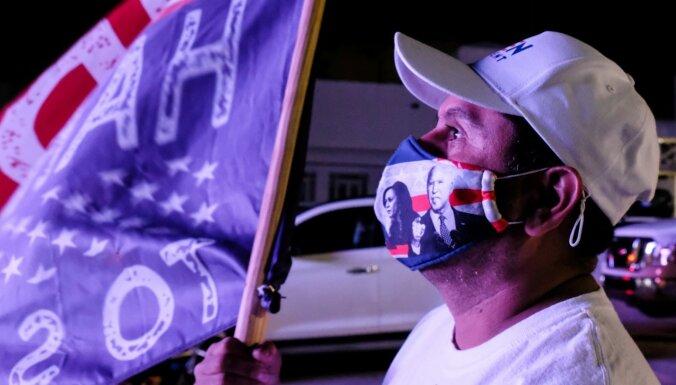 ASV Augstākā tiesa noraida Teksasas mēģinājumu bloķēt vēlēšanu rezultātus četros štatos