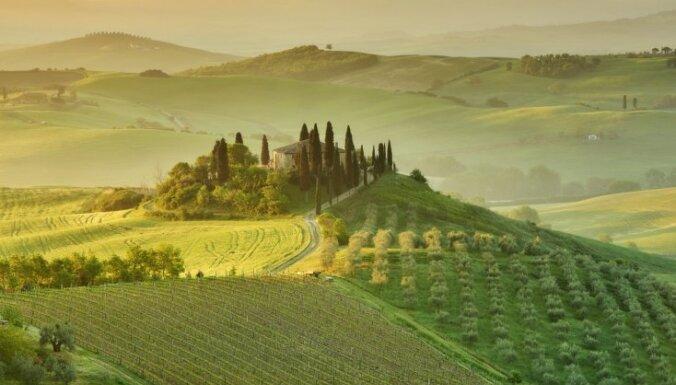 Pastkartes cienīgi skati: elpu aizraujoši Itālijas dabas brīnumi