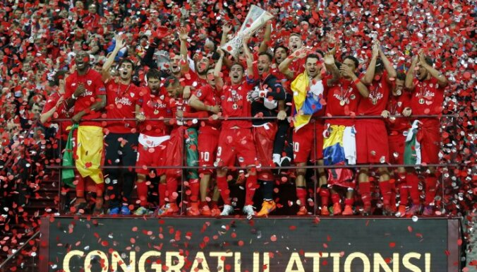 Испания будет представлена в Лиге чемпионов пятью клубами