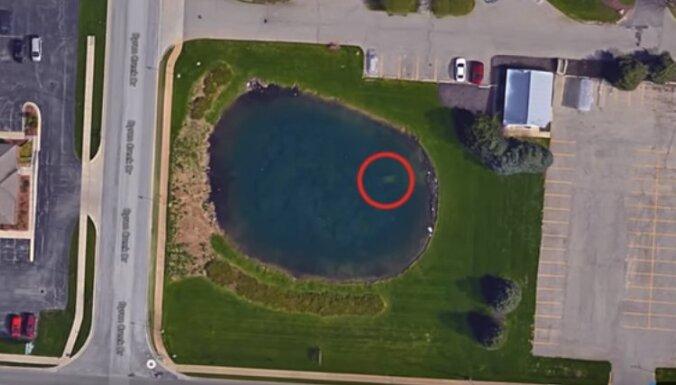 'Google maps' noslēpumi: Atrod deviņus gadus pazuduša vīrieša līķi