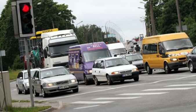 ERAF помогает реконструировать светофоры