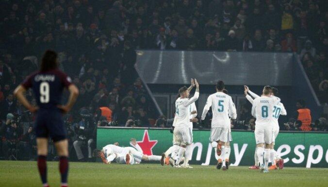 """""""Ливерпуль"""" и """"Реал"""" стали первыми четвертьфиналистами Лиги чемпионов"""