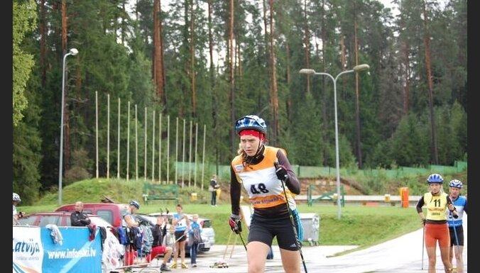 Baltijas kausa pēdējā posmā rollerslēpošanā uzvar latvieši