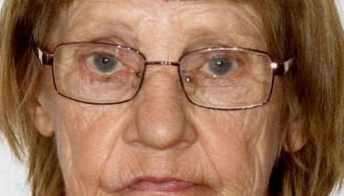 Полиция ищет пропавшую без вести пенсионерку