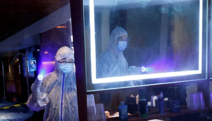 """Коронавирус в мире: эксперты ВОЗ в Ухане исключили лабораторную природу """"ковида"""""""