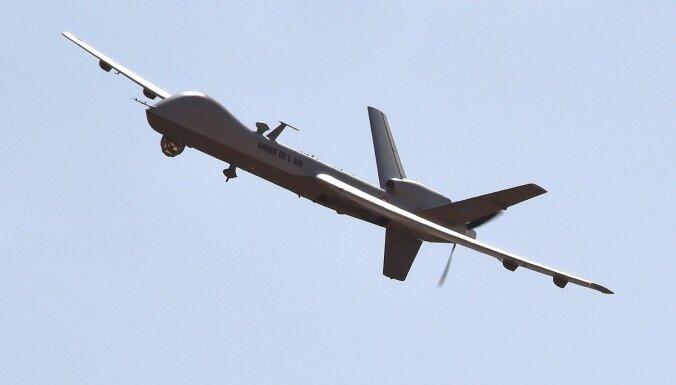Lielbritānija Persijas līča novērošanas misijās varētu izmantot dronus