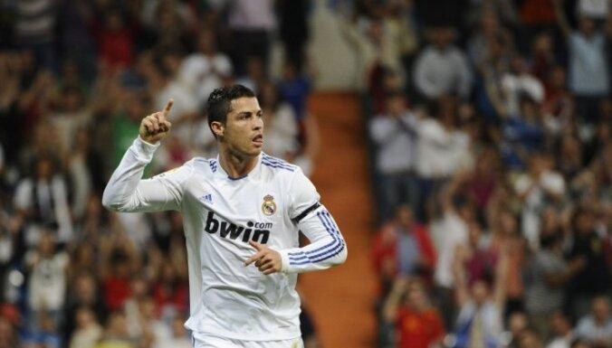 Ronaldu varētu pamest Madrides 'Real'