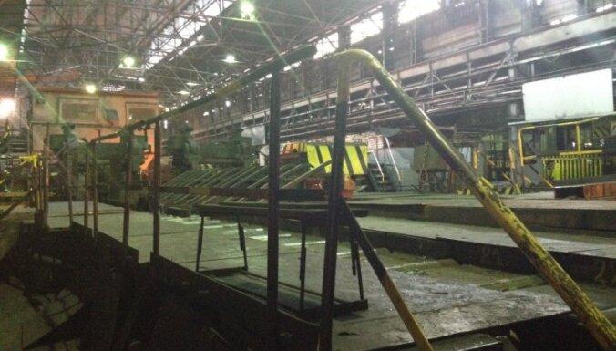 Промышленность Латвии упала на 11%