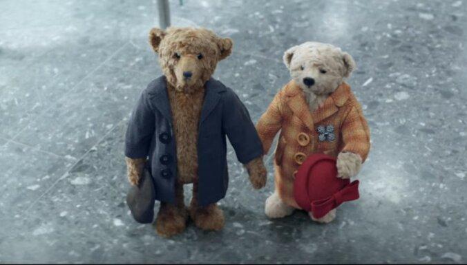 Hītrovas lidostas Ziemassvētku reklāma aizkustinājusi tūkstošiem skatītāju