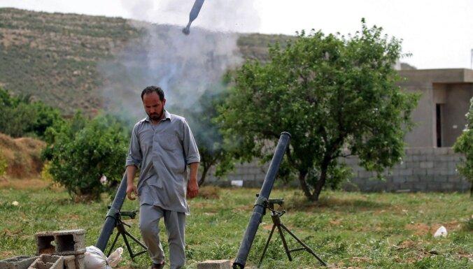 ANO satraukta par iespējamiem kara noziegumiem Lībijā