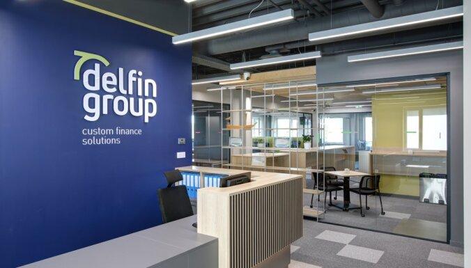 Noslēdzas parakstīšanās uz 'DelfinGroup' sākotnējā publiskā piedāvājuma akcijām