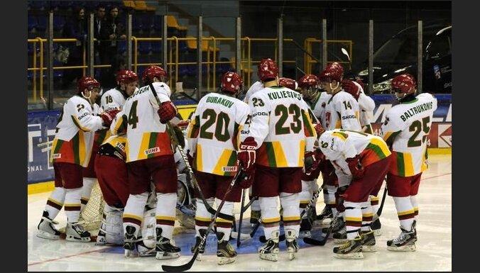 Обанкротилась литовская Федерация хоккея