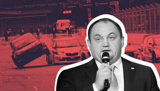 Latvija autosportā visai Eiropai ir iedevusi 'pa pakaļu'. Saruna ar FIA RK biedru Jāni Krastiņu