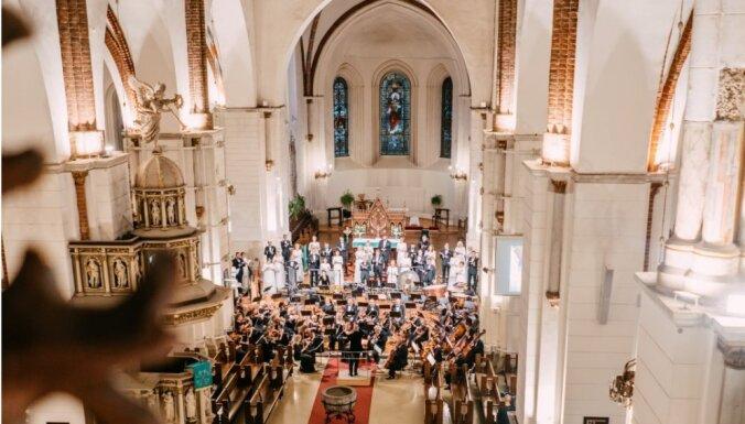 Будет в Риге: концерты в Домском соборе, Rīgas Ritmi и провокационный китч Артура Берзиньша