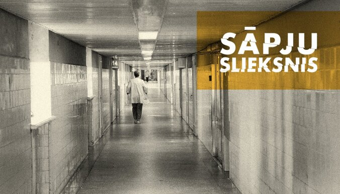 Sociālā gulta – pēdējā mūžā. Vai Rīgas 1. slimnīca kļūs par paliatīvās aprūpes centru?