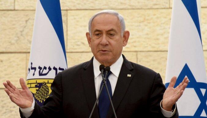 Netanjahu nespēj izveidot jauno Izraēlas valdību