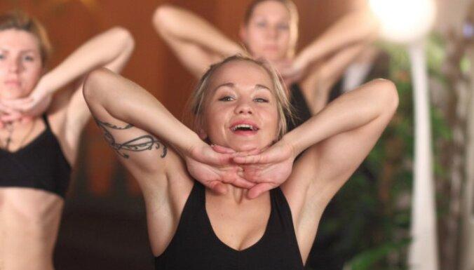 Aisha, Aija Andrejeva, Bikram Yoga, Bikrama joga