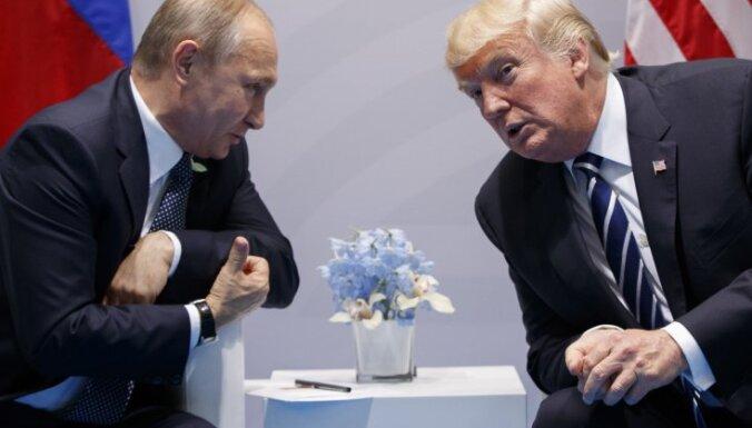 Комитет Конгресса США не выявил связей Трампа с Россией