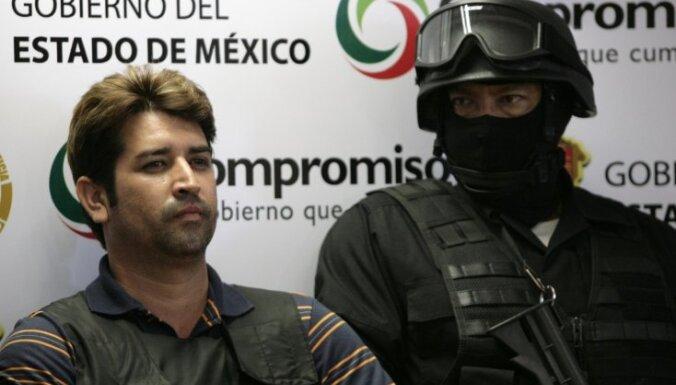 Meksikāņu mafijas boss atzīstas 900 slepkavībās