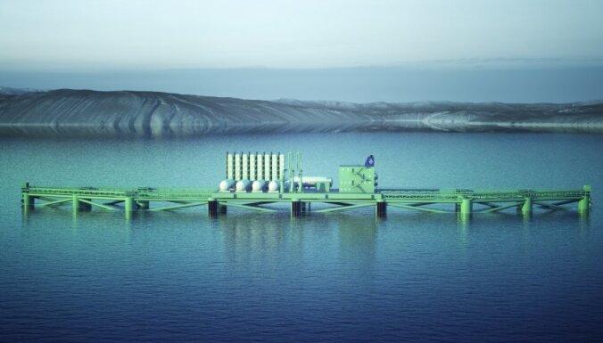Развитием латвийского терминала сжиженного природного газа может заняться корейская госкомпания