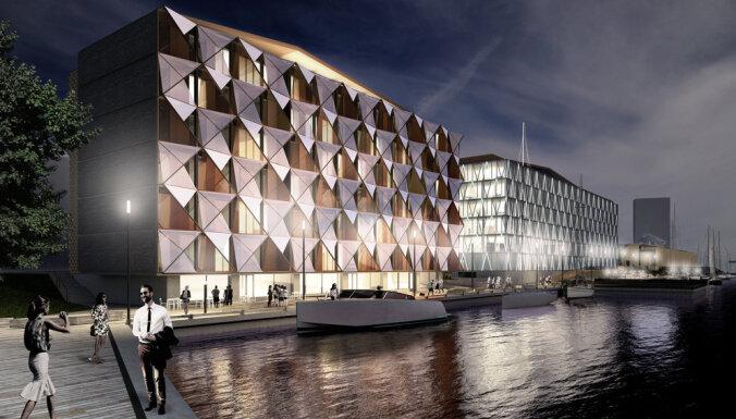 ФОТО: На Андрейосте появятся четырехзвездочные гостиницы и офисы