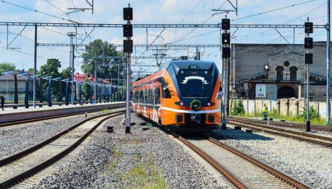 Eesti Raudtee надеется запустить электропоезда Таллин - Санкт-Петербург