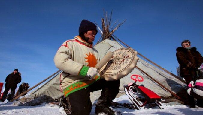 Usūrijas šamanis: Latvijas glābējs ir starp jums