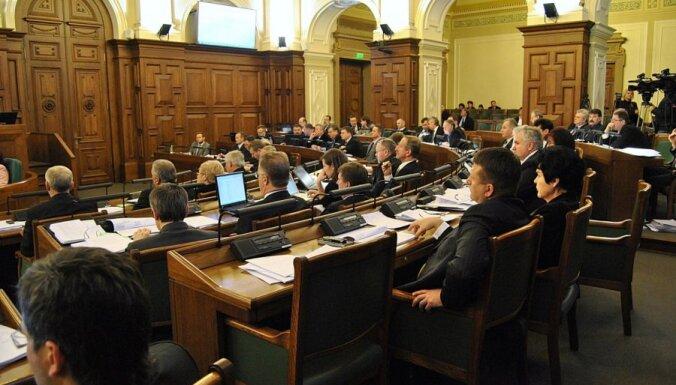 Komisijās skatīs arī 'Vienotības' priekšlikumus Pilsonības likuma grozījumiem