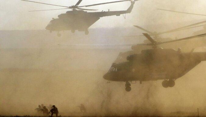В России пройдут крупнейшие военные учения с 1981 года