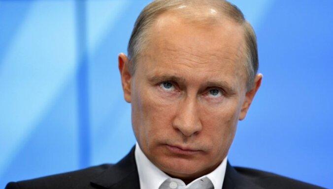 Putins 'beigs slikti' jebkurā gadījumā, uzskata Akuņins