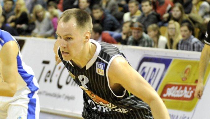 Latvijas basketbolisti Universiādi noslēdz astotajā vietā