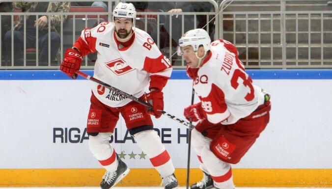 """Medijs: Daugaviņu un Karsumu """"Spartak"""" komandā nomainīs čehu un slovāku uzbrucēji"""