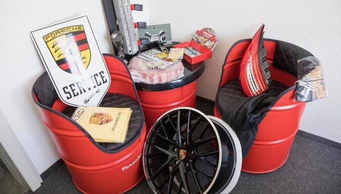 Avs zirga vietā: 'Porsche' pastāstījis par cīņu ar ķīniešu pakaļdarinājumiem