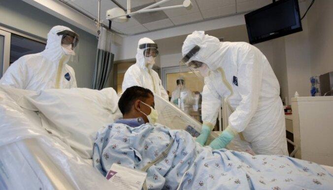 Число зараженных Эболой перевалило за 10 тысяч; скончались - около 5 тысяч