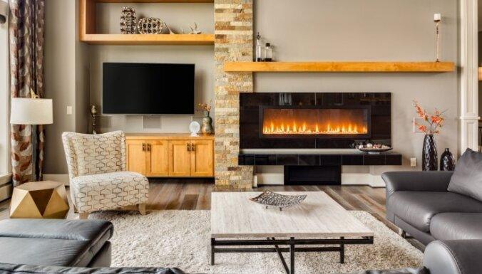 5 полезных советов, как удачно интегрировать телевизор в интерьер гостиной