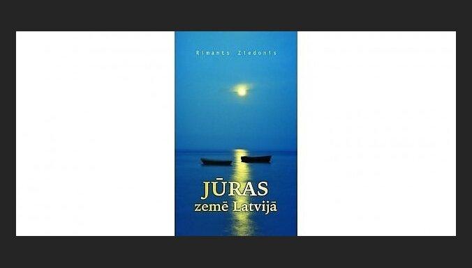 Rimants Ziedonis 'Jūras zemē Latvijā'