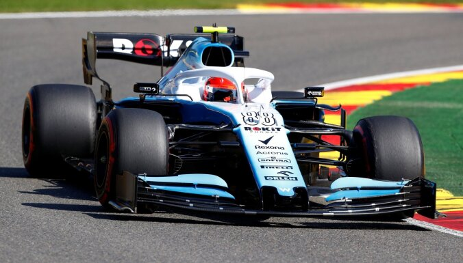 F-1 pastarītei 'Williams' dzinējus turpinās piegādāt 'Mercedes-Benz'