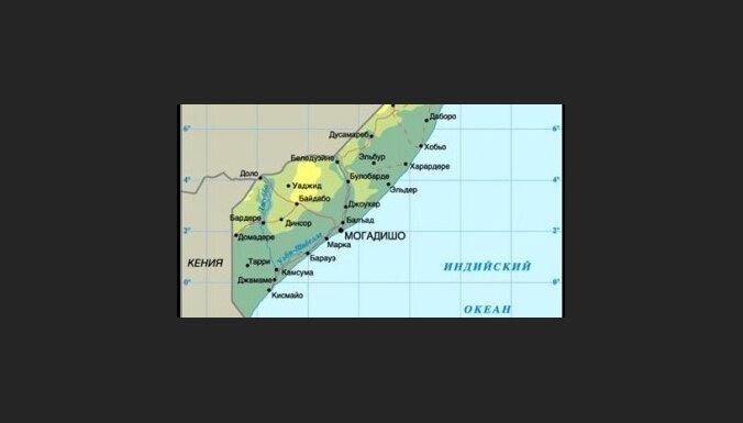 Пираты захватили панамский сухогруз