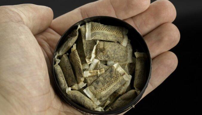 В Литве рассматривается легализация торговли никотиновыми пакетиками