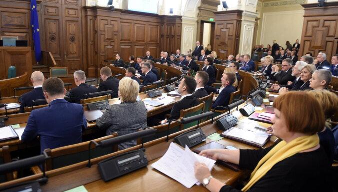 Коалиция Сейма отказалась пересматривать бюджет ради медиков