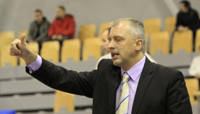 Nerips piekritis vadīt Latvijas sieviešu basketbola izlasi