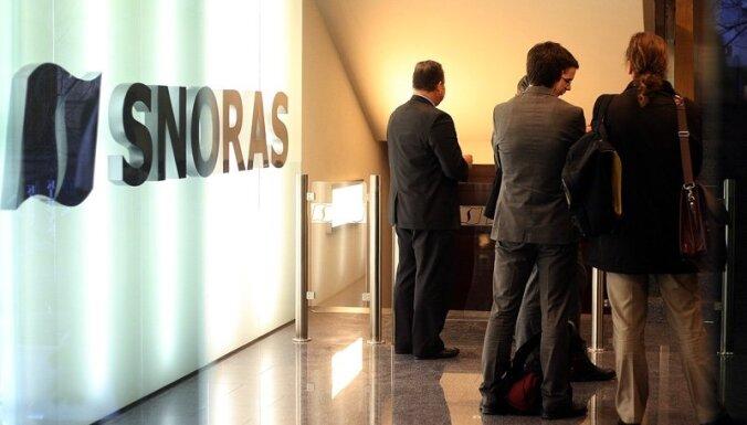 Правительство Литвы: акции банка Snoras обесценены