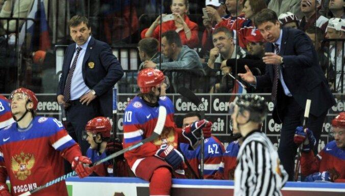 Znaroks paziņo Krievijas izlases sastāvu pasaules čempionātam