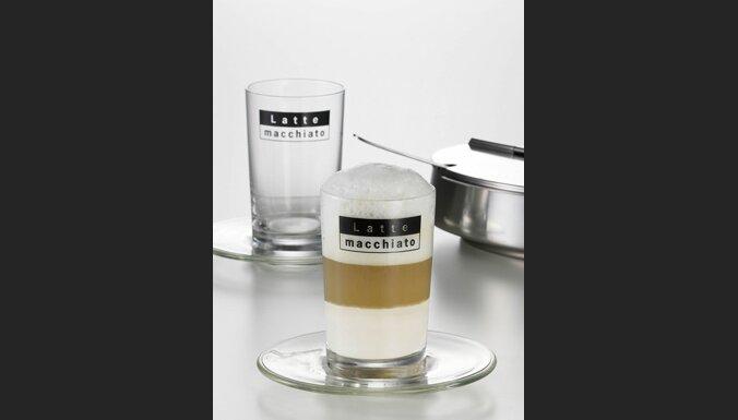 """""""Latte macchiato"""". Foto: www.treffpunkt-tisch.de"""